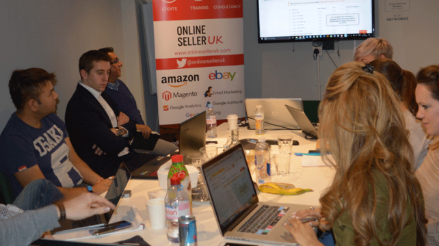 Amazon seller masterclass training course london 2019 fba