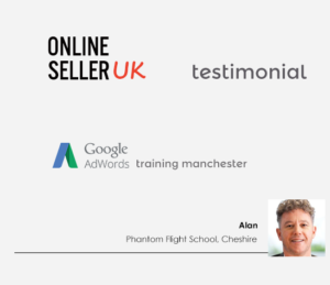 Google Adwords Training Manchester Testimonial