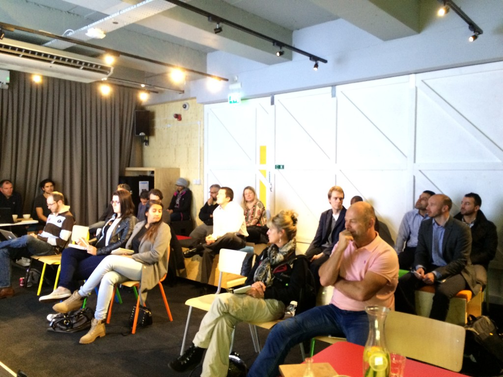 Online Seller UK Manchester Meetup - Full House at the Escalator
