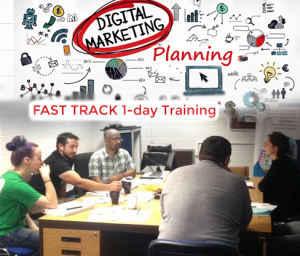 Digital Marketing Planning Fast Track Training Manchester