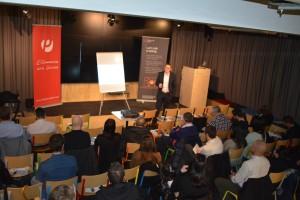 Full House at Online Seller UK Manchester Meetup