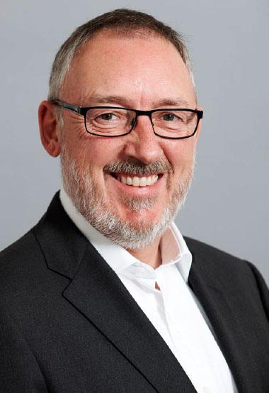 David Smith, GS1 UK