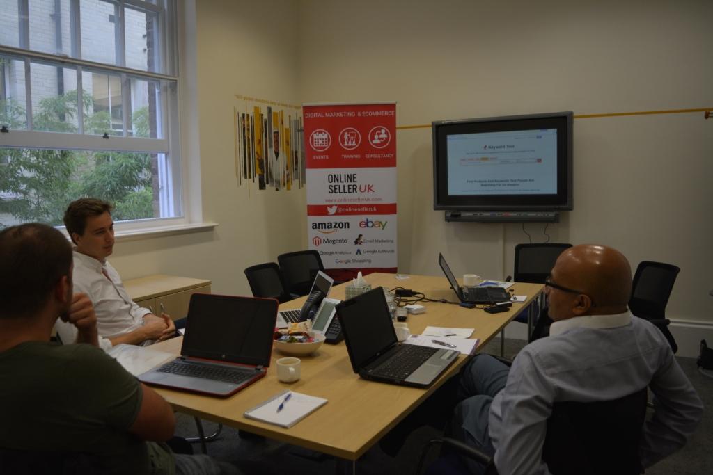 Ebay And Amazon Training In London Uk Based Ecommerce Consultancy