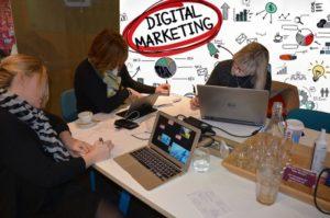 Digital Marketing Planning Online Seller UK