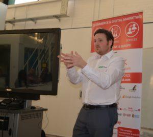 Jason Thickpenny- Manchester Online Seller Meetup