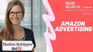 Online Seller UK Podcast with Nadine Schöpper at BidX