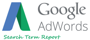 Goolgle Adwords Search Term Report - Online Seller UK