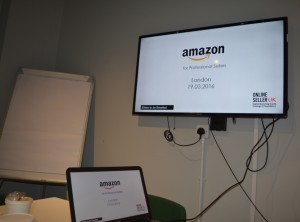 eBay and Amazon Training in London