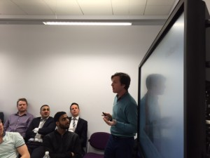 Victor from Xsellco - Leeds Online Seller Meetup