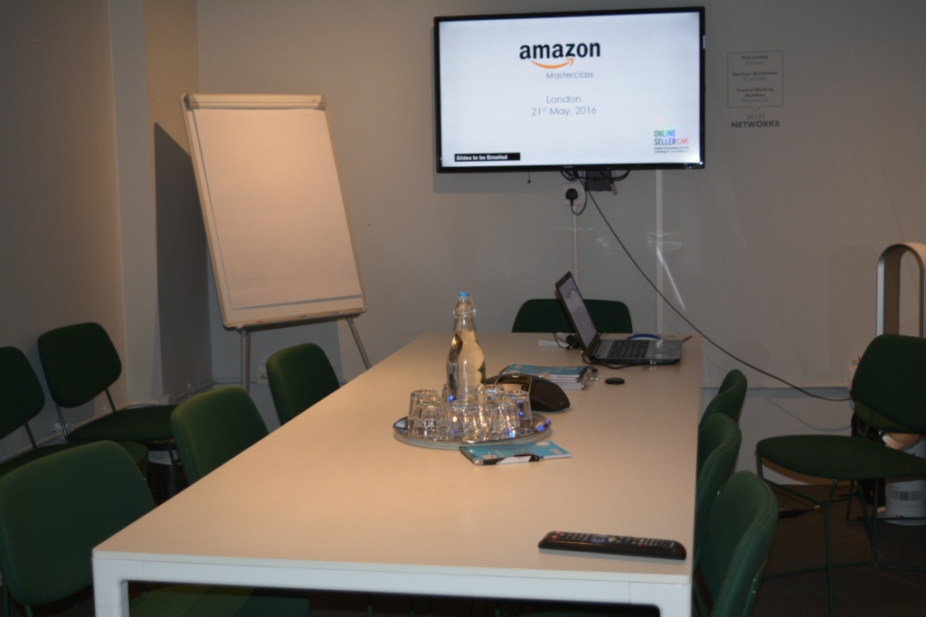 Amazon Training in London
