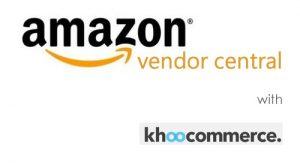 Amazon Vendor Central Integration with Khoocommerce