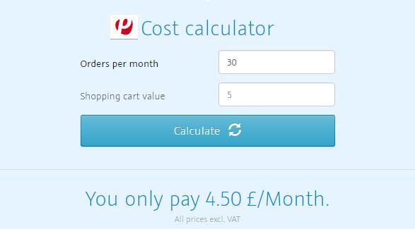 PlentymarketsUK New pricing