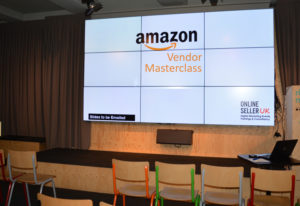 Amazon VENDOR Master Class Training Course - Online Seller UK