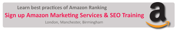 Amazon Marketing Services and SEO Training