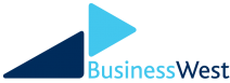 business west the initiative colour logo
