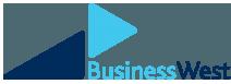 business west the initiative colour logo